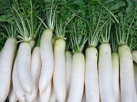 Công dụng không ngờ trong củ cải trắng