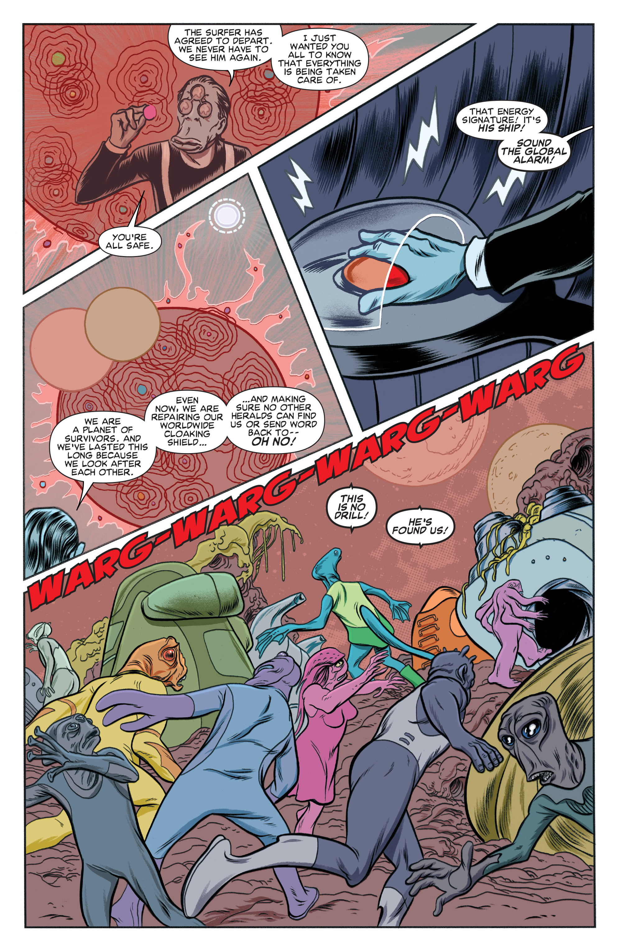 Read online Silver Surfer (2014) comic -  Issue #9 - 6
