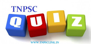www.tnpsclink.in   TNPSC Current Affairs Quiz