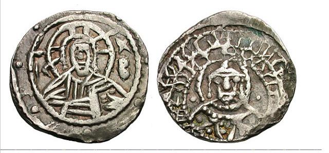 Stauraton de Constantino XI Paleólogo - Constantinopla 1453