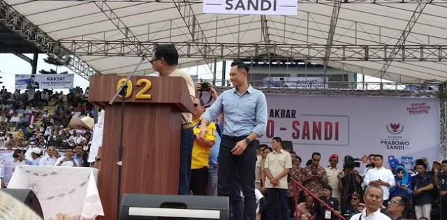 Prabowo Bocorkan Menteri di Kabinetnya: Dari AHY, Aher sampai Hinca Panjaitan