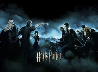 Saga Harry Potter [Full] [Español] [MEGA]
