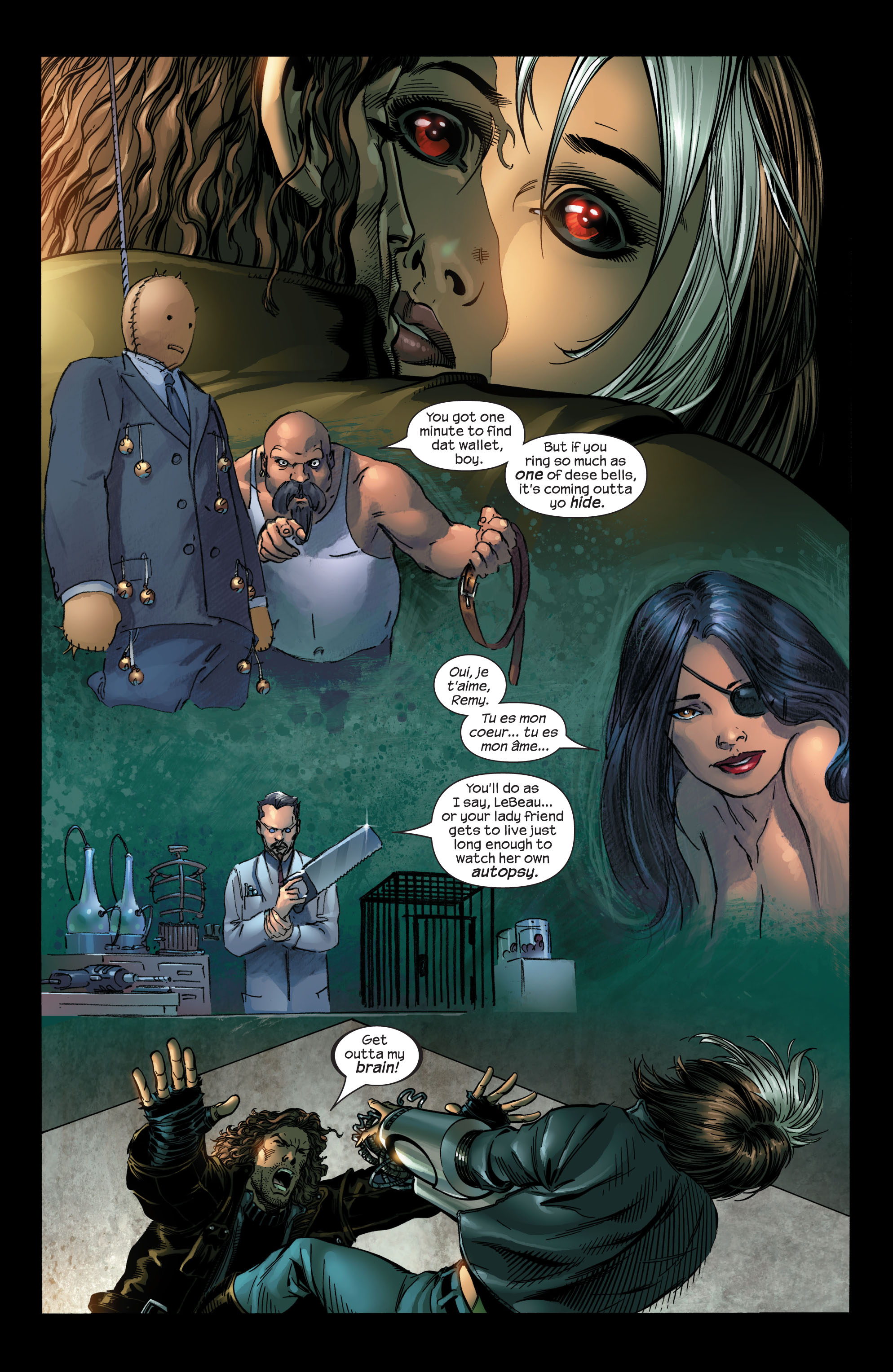 Read online Ultimate X-Men comic -  Issue #51 - 10
