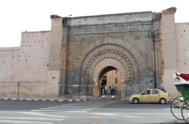 Marrakesch - Bab Agnaou