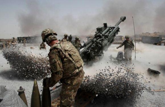 AS Tarik 34.000 Tentara dari Afghanistan