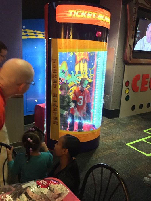 chuck e cheese spartanburg sc