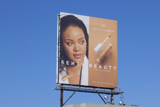 Rihanna Fenty Beauty Concealer billboard