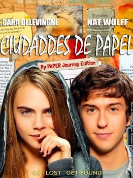 póster de la película Ciudades de papel