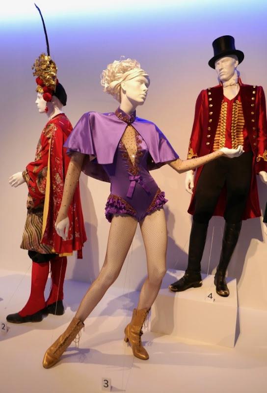 Zendaya Greatest Showman Anne trapeze costume