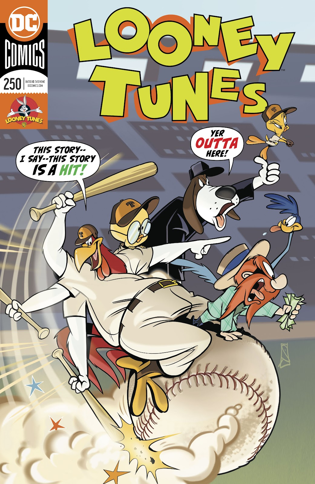 Looney Tunes (1994) issue 250 - Page 1
