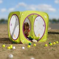 Le Cub'à Balles avec décor papillon de Ludi