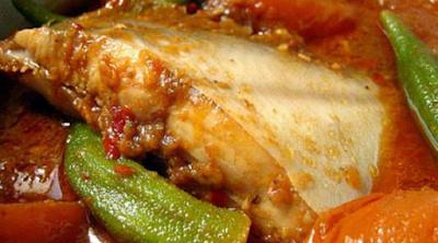 Resep Cara Membuat Gulai Asam Pedas Ikan Patin (Riau)