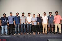 Poojita Super Cute Smile in Blue Top black Trousers at Darsakudu press meet ~ Celebrities Galleries 015.JPG