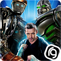 Real Steel HD MOD APK All Unlocked