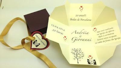 1-convite de casamento personalizado na caixinha