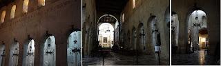 siracusa interior duomo - Especial Sicília - Siracusa