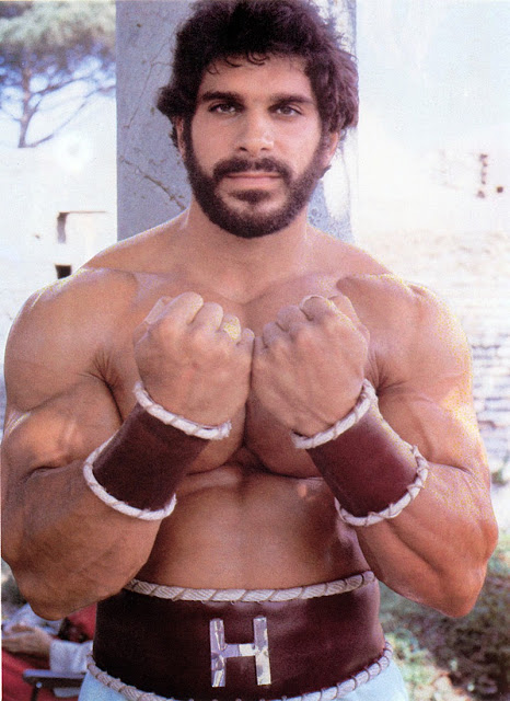 """Muscle Lover: Lou Ferrigno """"The Incredible Hulk"""""""