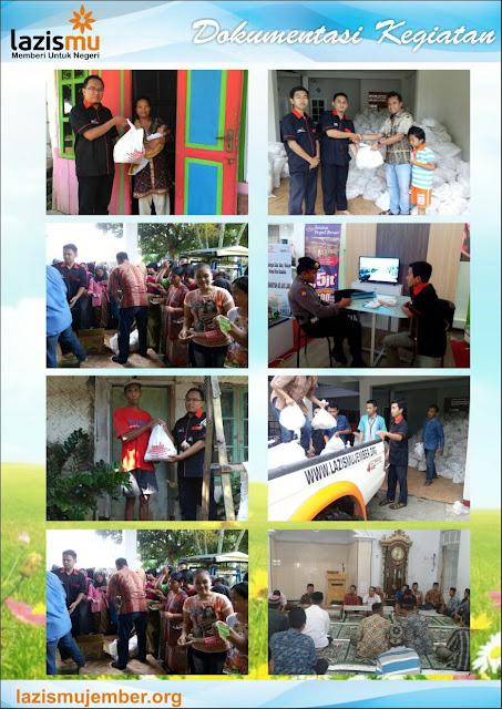FOTO Laporan Lazismu Bulan Juni & Juli 2016 Hal-2