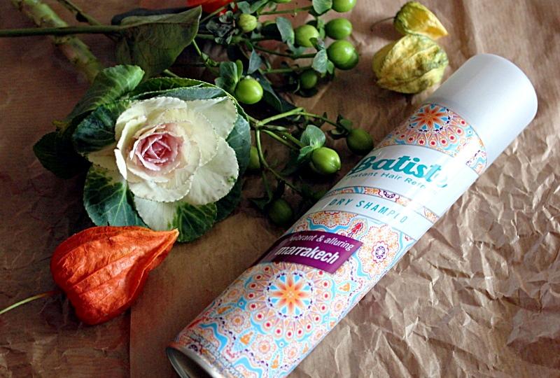 Сухой шампунь для объема и блеска волос Batiste Dry Shampoo Fragrance Marrakech / обзор, отзывы