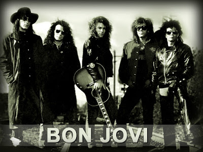 Lirik Lagu You Give Love A Bad Name ~ Bon Jovi