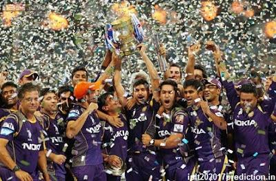 IPL 2017 KKR Team Squad