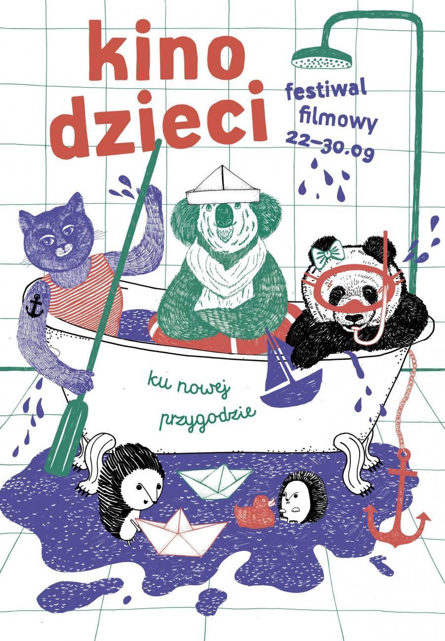 e983ff8c8cdf1e Osiem filmów, z czego aż pięć to polskie premiery, znalazło się w konkursie  filmów pełnometrażowych 5. Festiwalu Filmowego Kino Dzieci.