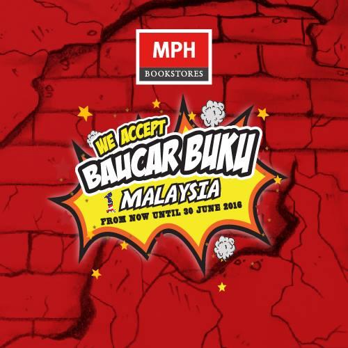 Mph Bookstore Bb1m 1malaysia Book Voucher Promotion Until 30 June