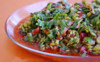 Bostana (Semizotu Salatasi)