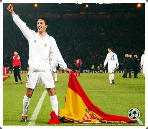Raúl González Real Madrid