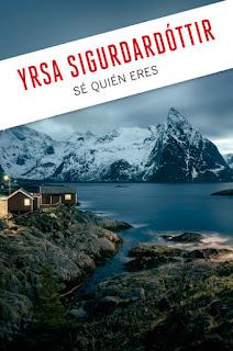 Yrsa Sigurdardóttir, colección Novela Thriller de El País