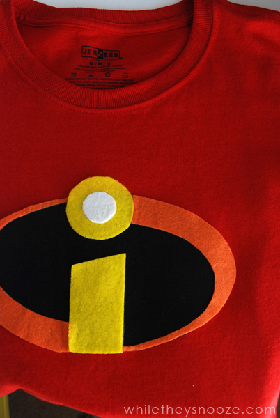 While They Snooze How To Make The Incredibles Halloween Costumes Costume Contest