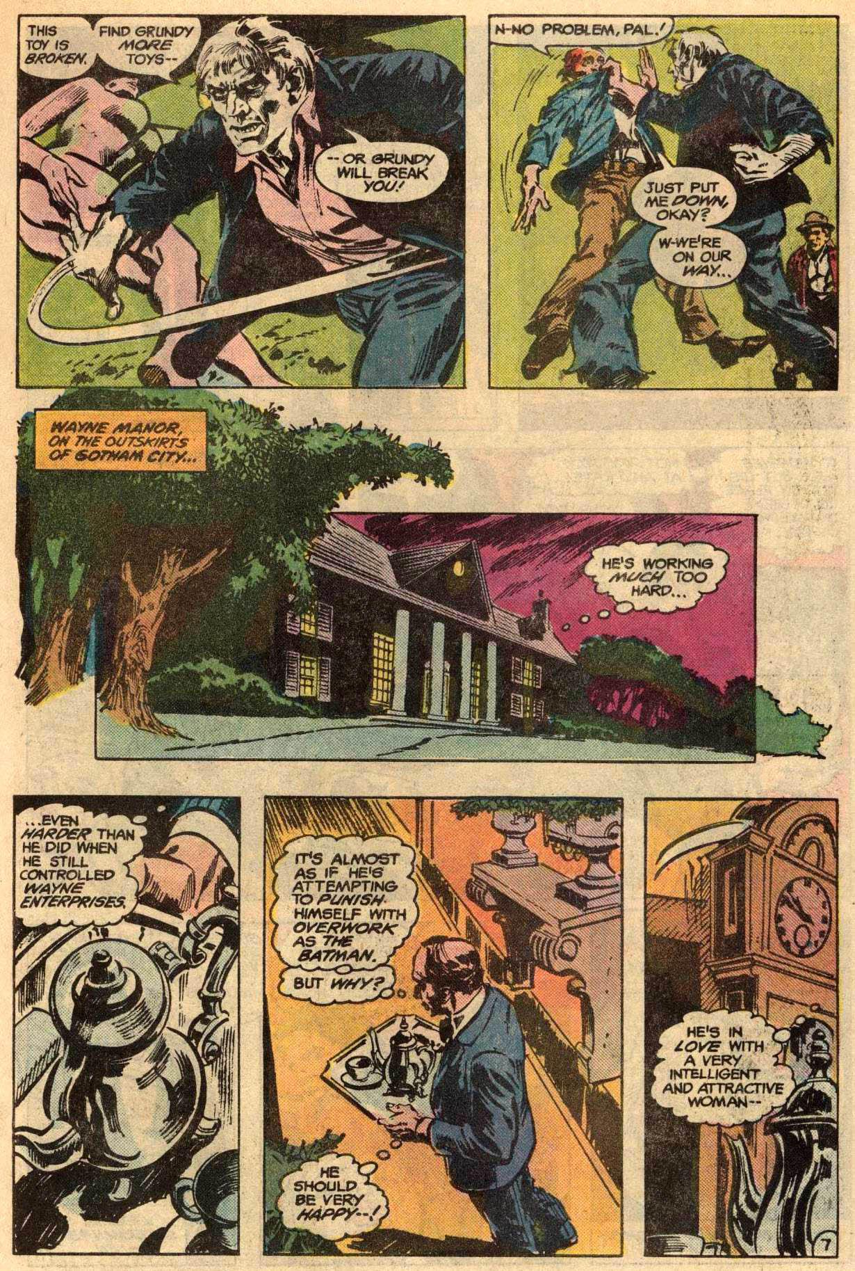 Detective Comics (1937) 523 Page 10