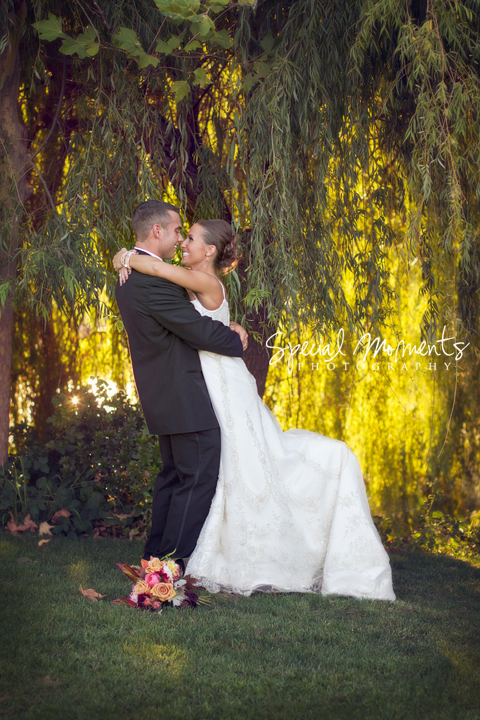 Wedding Photography Roseville: Special Moments Photography: Danielle & Niko's September