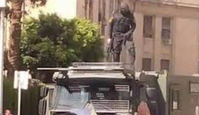 شاهد مظاهرات طلاب الثانويه العامه اليوم 29/6/2016 واشتباكات الطلاب والشرطه