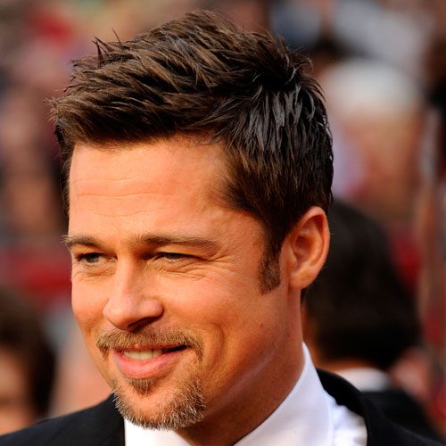 Brad Pitt Hairstyles Pictures ~ Sweet Hairstyles