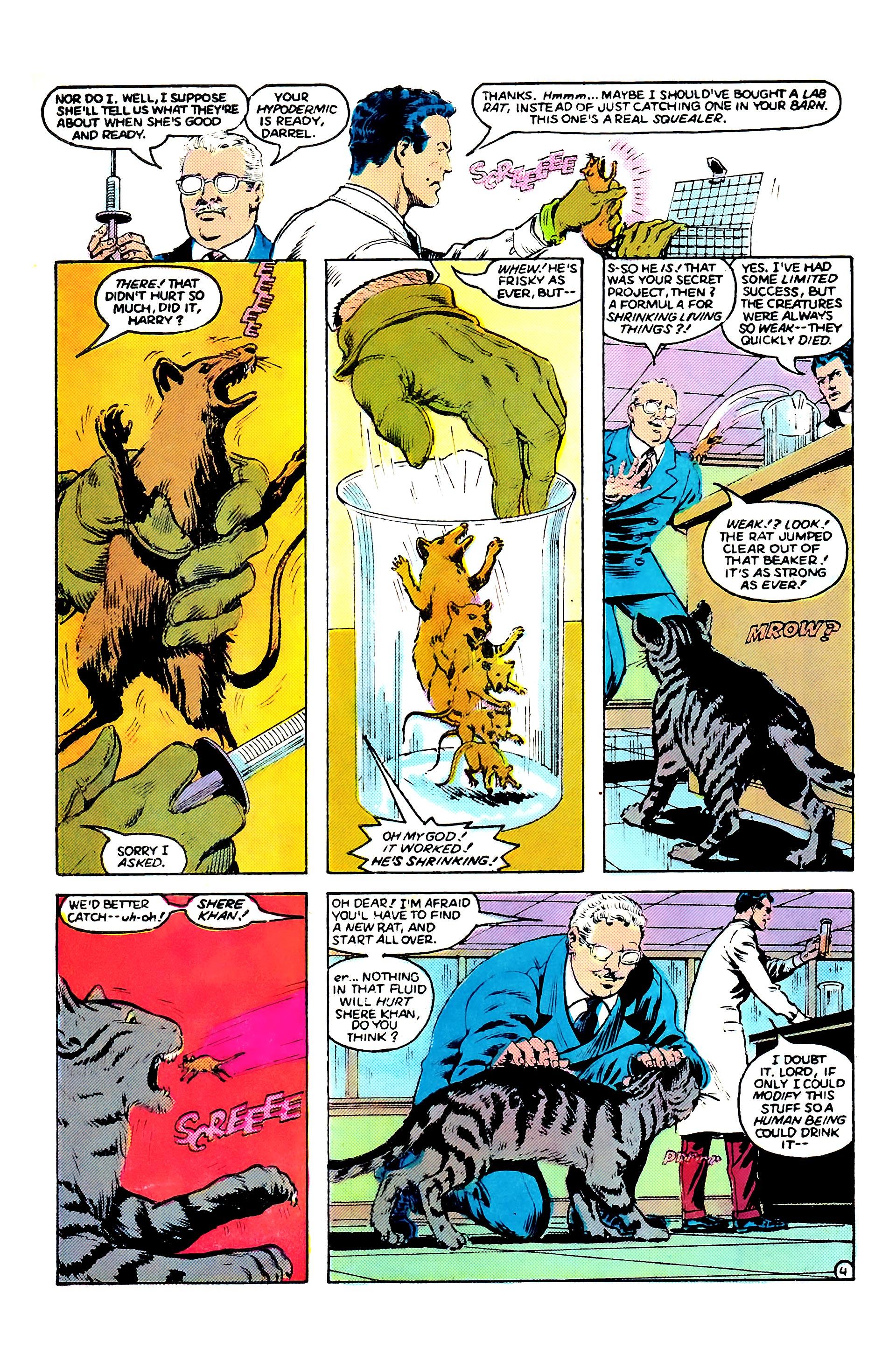 Read online Secret Origins (1986) comic -  Issue #8 - 34