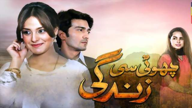 Choti Si Zindagi - Episode 23 - Hum Tv Drama - 14th March