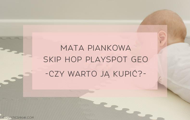 skip hop playspot geo