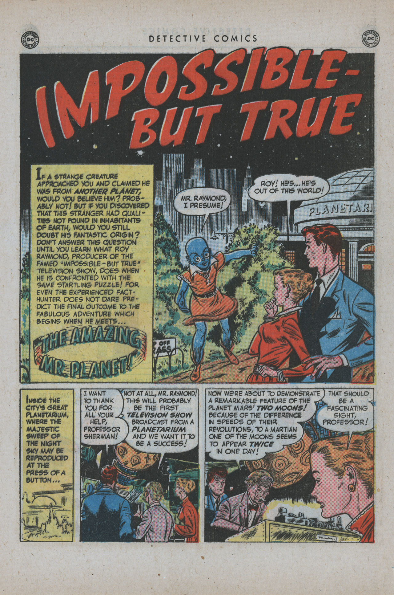 Detective Comics (1937) 171 Page 16