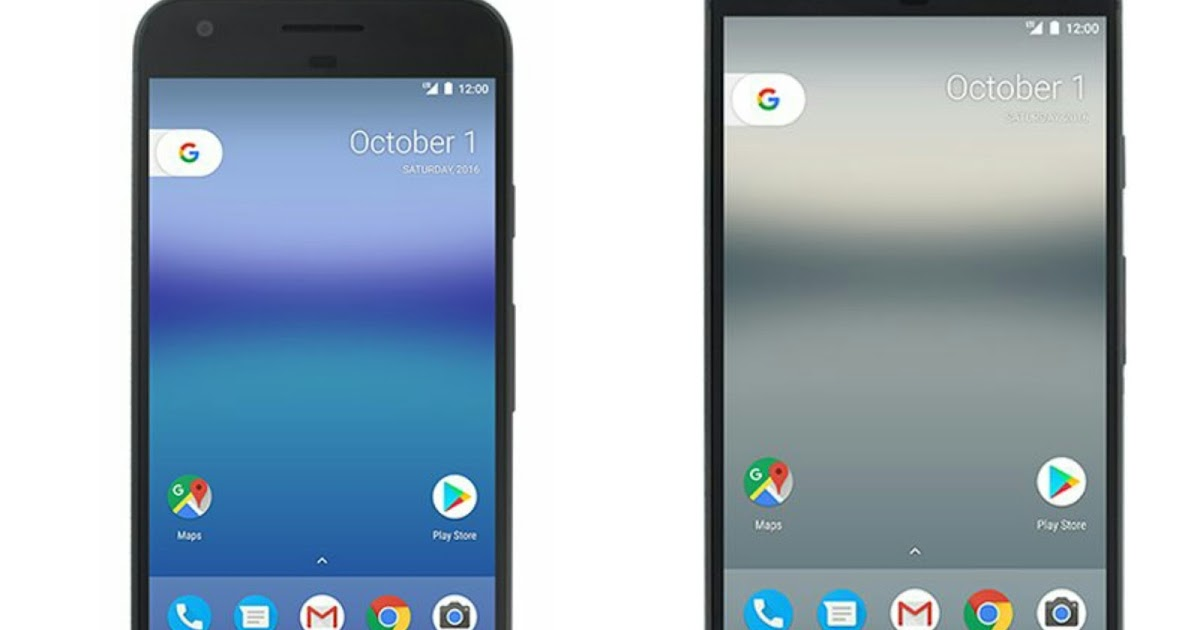 Google Pixel and Pixel XL Press Photo leaked