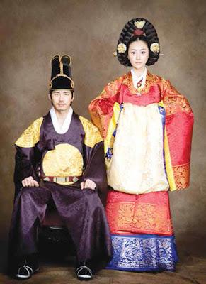 Hanbok pakaian Tradisional Korea