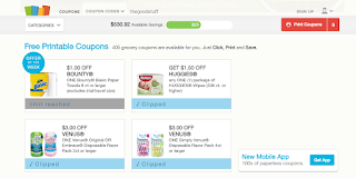 Coupons.com Offer Example