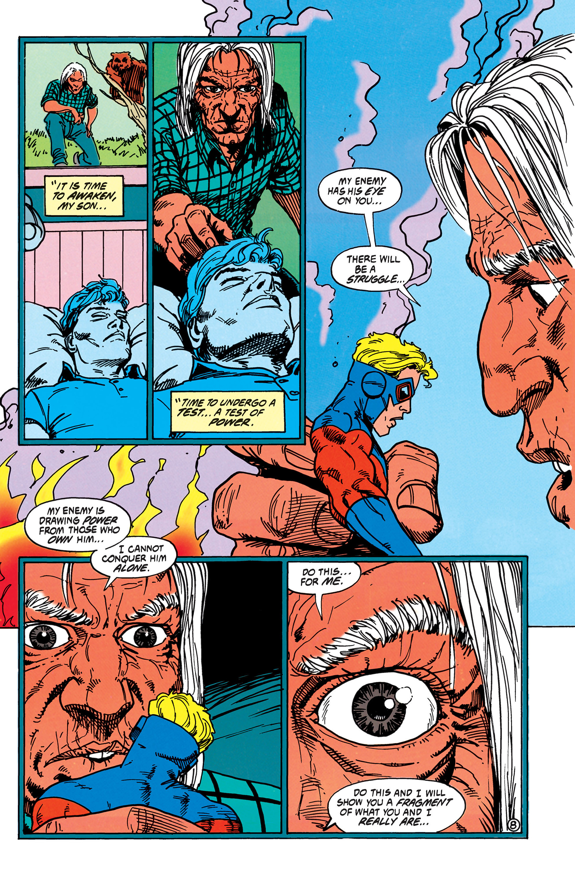 Read online Animal Man (1988) comic -  Issue #40 - 9