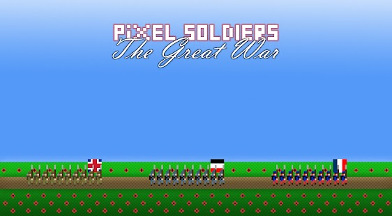 Pixel Soldiers: The Great War Apk Free on Android Game Download
