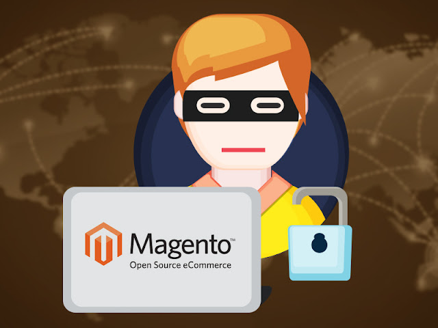 Online stored based on Magento hacked to steal card data, run cryptojacking scripts