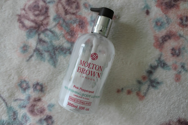 Beauty Skincare Empties, Beauty Bodycare Empties, Molton Brown, Molton Brown Pink Pepperpod, Molton Brown Pink Pepperpod Body Lotion, Molton Brown Pink Pepperpod Nourishing Body Lotion, Beauty, blogger
