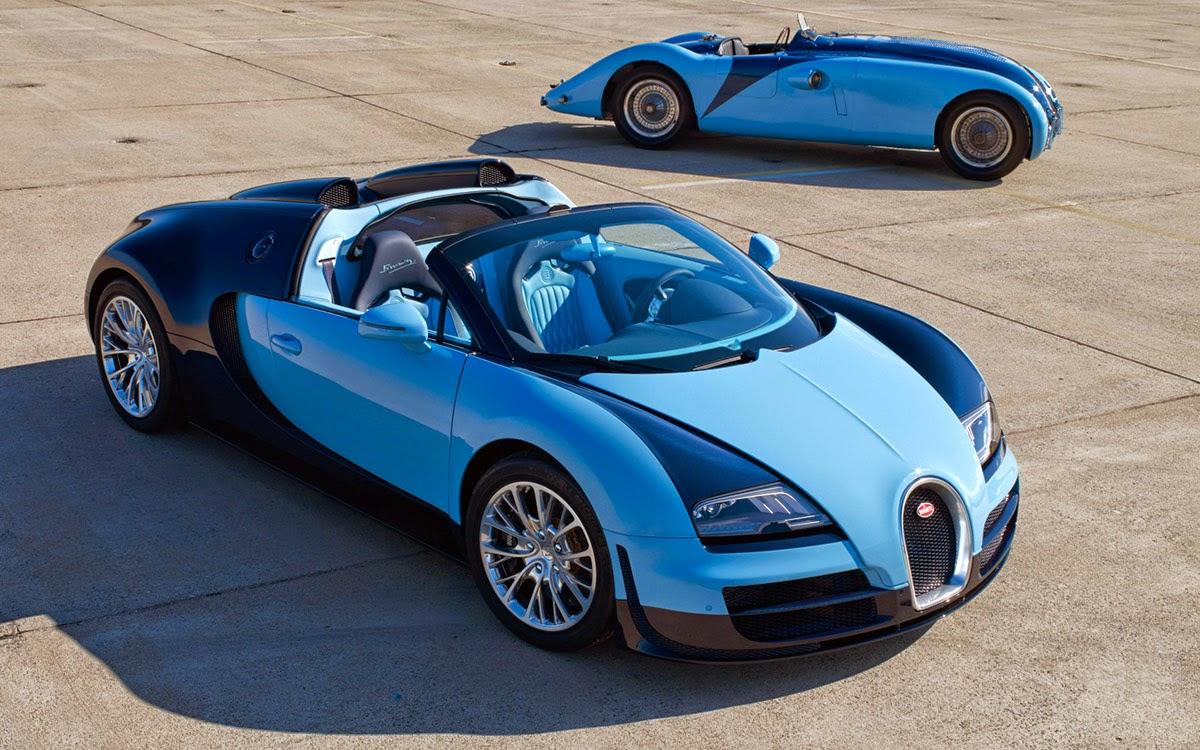 Car News 2014: Bugatti 2015