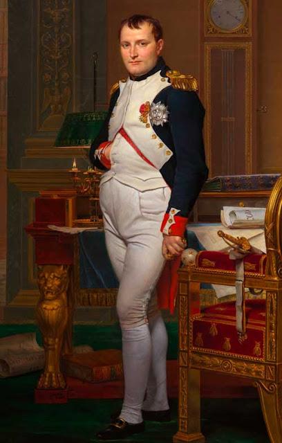 Foto Napoleon Bonaparte Kaisar Perancis