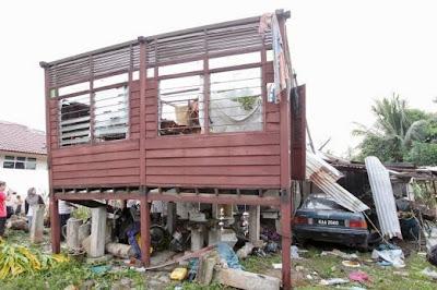Kisah Puting Beliung Di Kedah