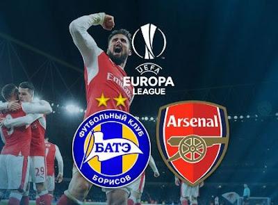 Borisov vs Arsenal